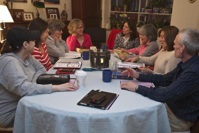 smallgroup table